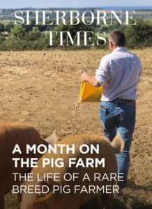 A Month on the Pig Farm Mar 19